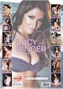 Люси Пайндер, фото 28. Lucy Pinder Official 2011 Calendar, photo 28