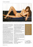 Ana Beatriz Barros - GQ Italy Pictures