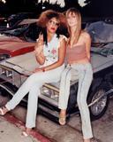 Heidi Klum white top is painted on Foto 721 (Хайди Клум белый верх изображено на Фото 721)