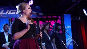 Adele � Rolling In The Deep @ Jimmy Kimmel Live! |2-24-2011| MPEG2 DD 5.1 HDTV 720p