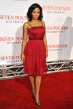 "Sanaa Lathan @ Premiere Of Columbia Pictures' ""Seven Pounds"" - December 16, 2008"