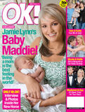 Jamie Lynn Spears with her baby ~OK Magazine~ (July 2008) x1