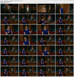 Hayley Atwell ~ Late Late Show with Craig Ferguson 7/19/11 (HDTV)