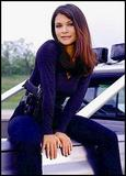Nia Peeples Is Armed And Will Arrest You