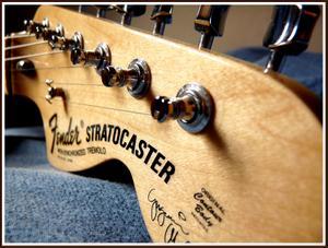 Fotos Propias Fender Stratocaster Yngwie Malmsteen