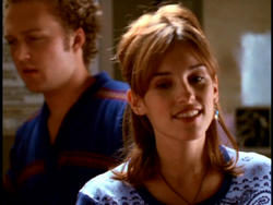 Amy Jo Johnson on Felicity